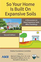 So Your Home is built on Expansive Soils