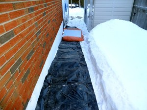 foundation repair is possible in winter